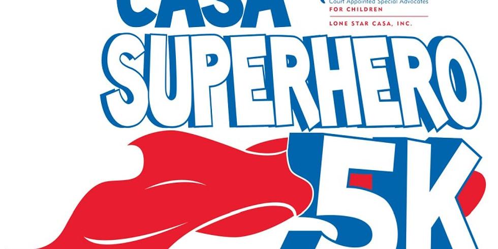 ROCKWALL   CASA Superhero 5K