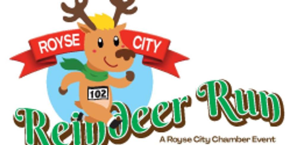 ROCKWALL | Royse City Reindeer 5K