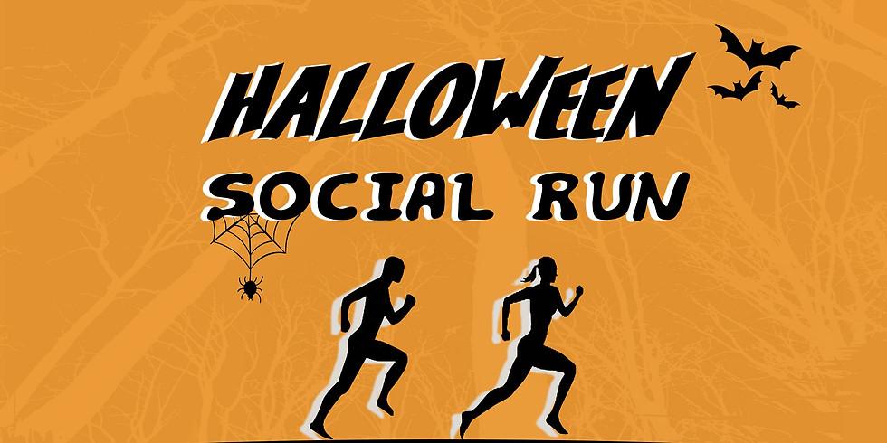 Rockwall | Halloween Social Run