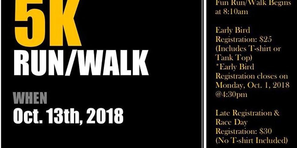 TEXARKANA | 2018 Fall Festival & Trade Days 5K Run / Walk
