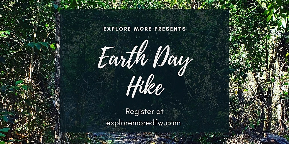 ROCKWALL | Earth Day Hike