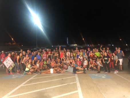 Rockwall Social Run