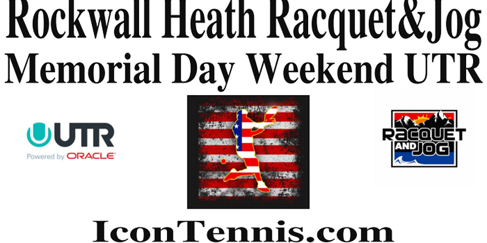 ROCKWALL   Rockwall Heath Racquet & Jog UTR Tournament