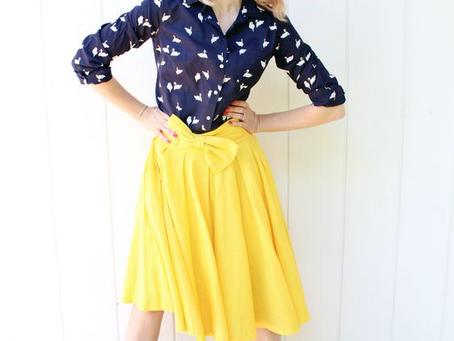 7 τρόποι για να συνδυάσετε το κίτρινο στα ρούχα σας