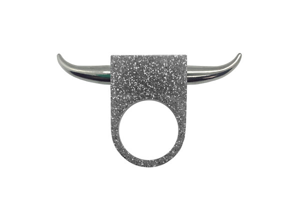 BUFFALO - Silver Glit'