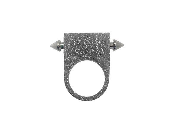 ROCKET - Silver Glit'