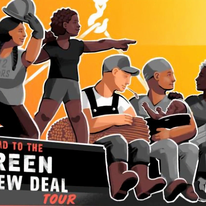 Reading, PA Town Hall:  The Green New Deal