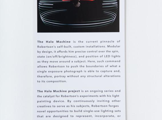 The Halo Machine