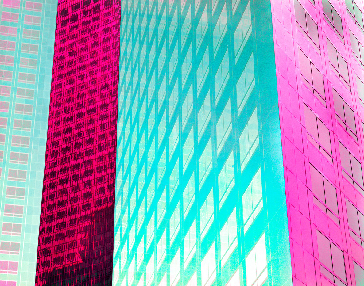 LA Downtown Windows
