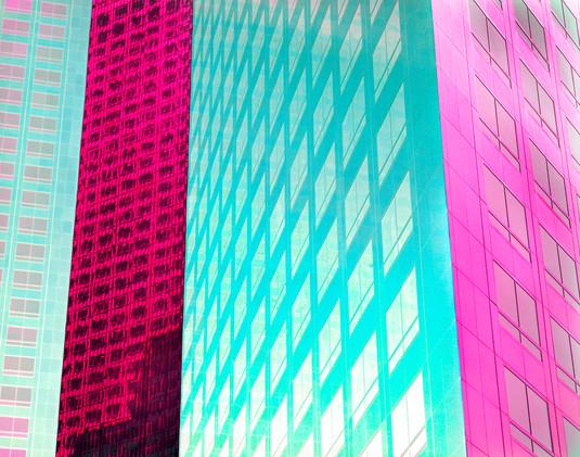 LA Downtown Windows
