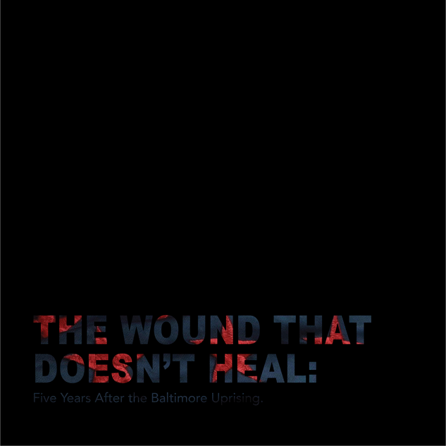 THE WOUND THAT DOESN'T HEAL