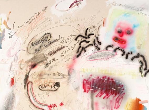katsubot's portrait by Nolan Flynn