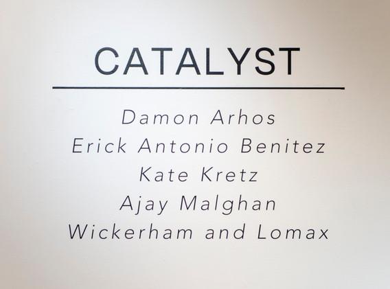 Catalyst vinyl