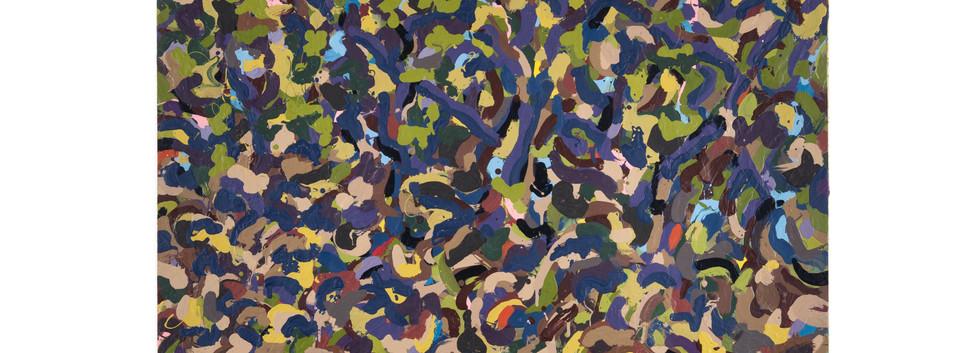 """""""Dense Forest Landscape"""""""