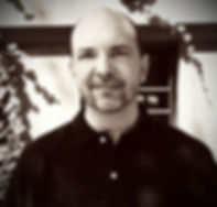Portrait of arist Damon Arhos