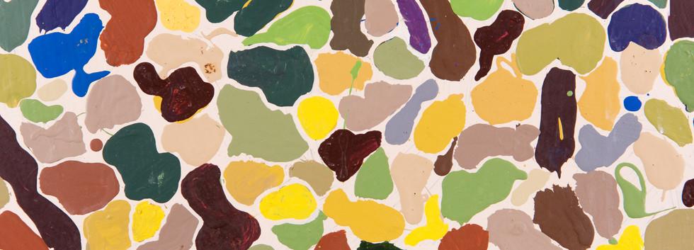 """Detail of """"Woods, Landscape"""""""