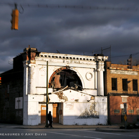 Baltimore Re-Collected; Architecture Past & Present