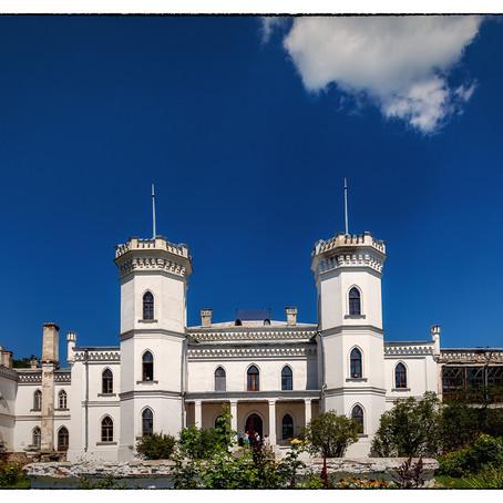 Schloss Schariwka im Kharkiv Oblast (UA)