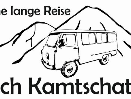 Ein Logo für meine Reise nach Kamtschatka
