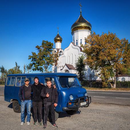 Zusammenarbeit mit Pavel
