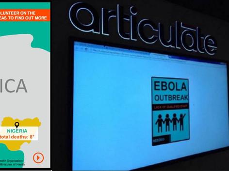 E-learning challenge #54 (2014): Rapid Response Training: Ebola Outbreak