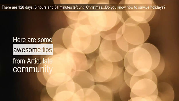 How Many Hours Until Christmas.Christmas Countdown With Javascript