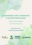 III Seminário Meio Ambiente e Sustentabilidade