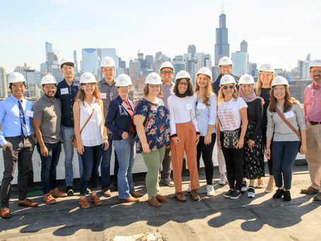 STUDENTS GATHER FOR 2019 AIASPIRE & EMERGING PROFESSIONALS (EP) SUMMIT IN CHICAGO, IL