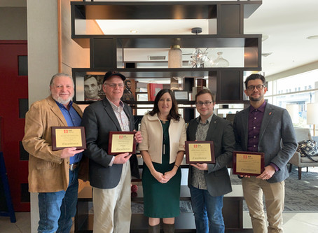AIA ILLINOIS Thanks Outgoing Board Members for their Service
