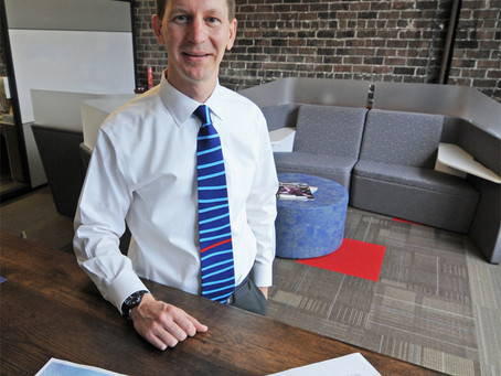 State Architecture Group Embarks on a New Journey; Longtime CEO Announces Departure