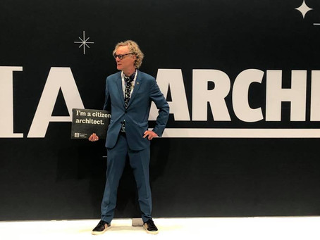 Peter J. Exley, FAIA, elected  AIA President-Elect 2021 at the AIA Conference on Architecture 2019