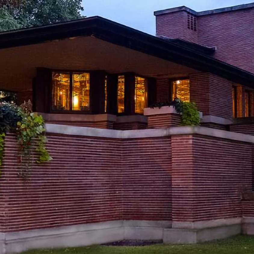 Autumn After Hours at Robie House