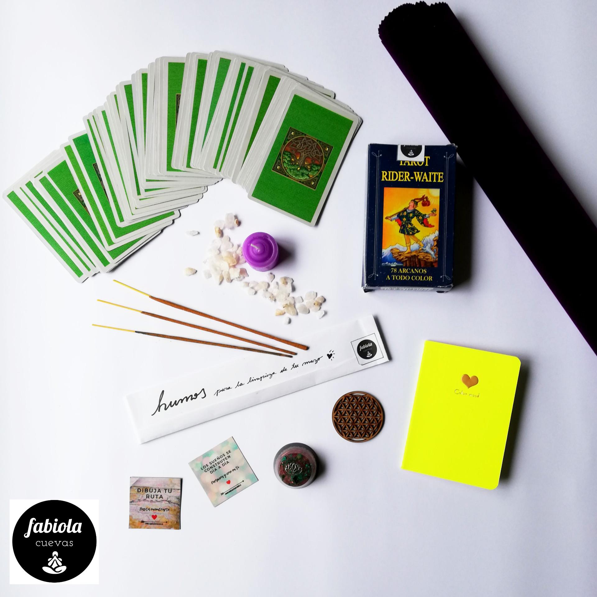 Kit de Tarot Completo