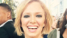 Actress Lara Grice