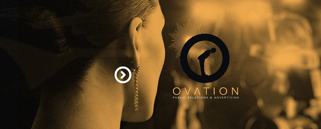 Leave them Standing with Ovation PR & Advertising.