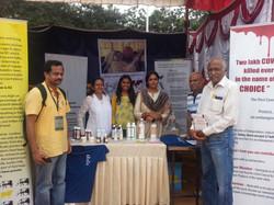Team DCBI with Dr. BN Vishwanath