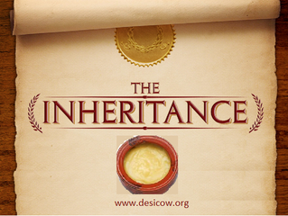 Ghee As Inheritance