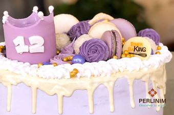 דיסקיות ממותגות לעוגות