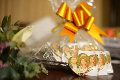 هدايا شوكولاتة للضيوف