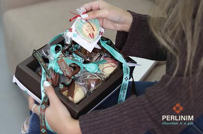 שוקולד זה מתנה