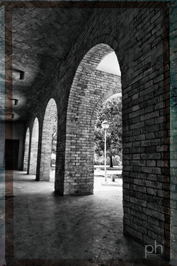 portico
