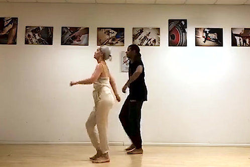 Afro-Rumba Advanced (Special Q Promo)