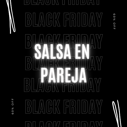 Salsa for Couples (Black Friday)