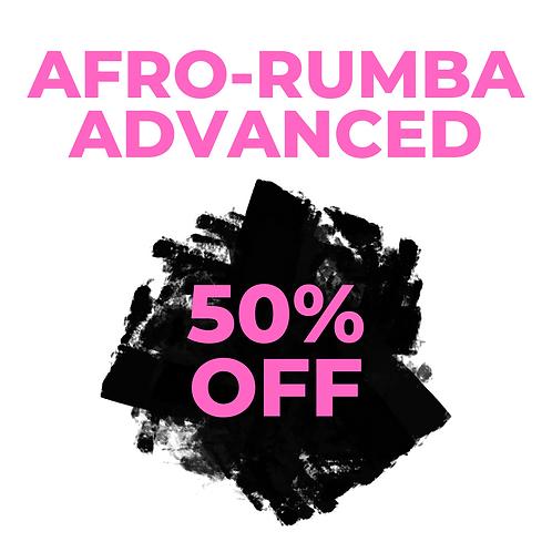 Afro-Rumba Advanced