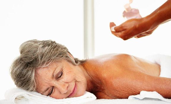 Senior Massage 60 Minutes