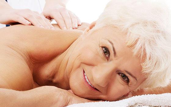 Senior Massage 30 Minutes
