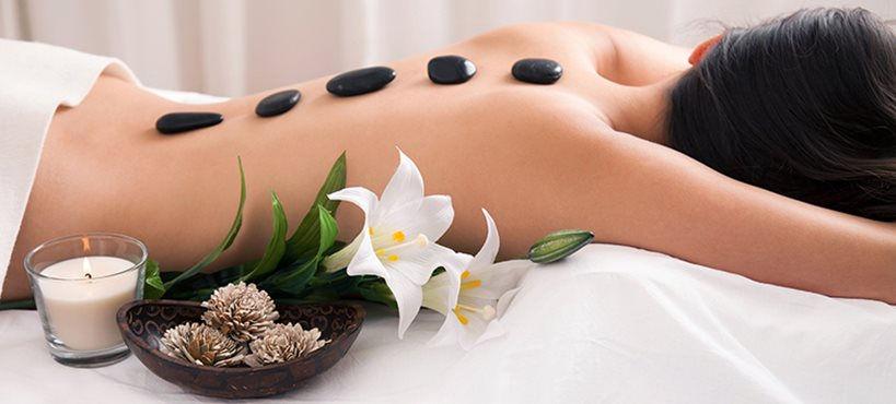 Hot/Cool Stone Massage