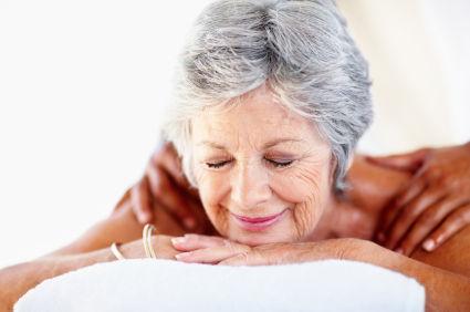Senior Massage Incuding Pickup/Drop Off