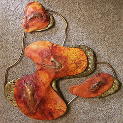 Sculpture - Autumn Texture