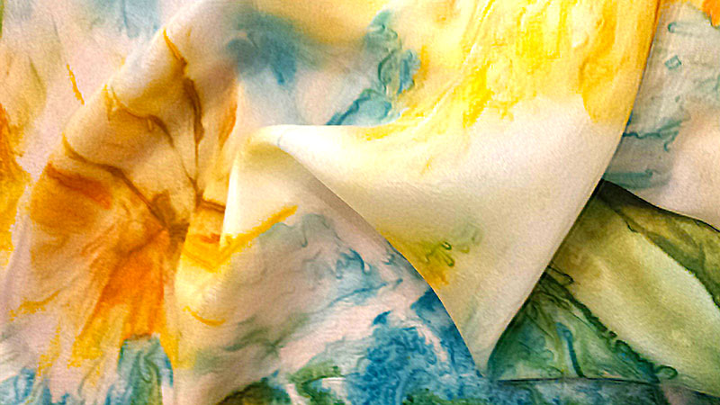 silk-scarf-blue-yellow-white-3